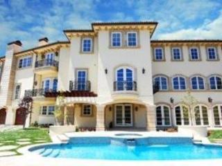 EXQUISITE BEVERLY HILLS BOWMONT GATED MANSION - Beverly Hills vacation rentals
