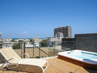 Gorgeous 3br vacation apartment rental in Tel Aviv - Tel Aviv vacation rentals