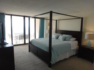 Modern chic 2 Bd/2B Oceanfront Condo at Panama Cit - Florida Panhandle vacation rentals