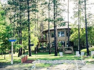 WATERS EDGE LAKE RENTAL GROUPS 6-12 - Squaw Lake vacation rentals