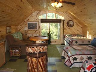 LAKE SIDE LOFT COTTAGE QUIET FISHING - Squaw Lake vacation rentals