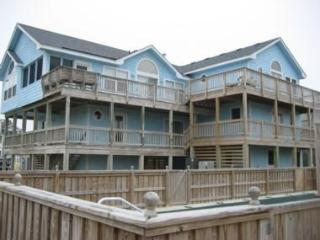 8BR (6 Masters)! Pool, Hot Tub, Elev! 7/11 AVAIL - Corolla vacation rentals