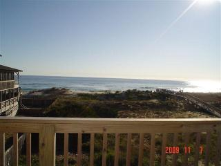 Cozy Ocean Front Condo in Resort Rodanthe! Views and Pool!  R18 - Rodanthe vacation rentals