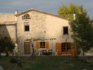 Character stone house ARDECHE, FRANCE - Ardeche vacation rentals