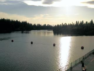 Great Condo on Spokane River by Lake Coeur d'Alene - Post Falls vacation rentals