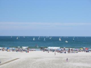 Monterey Beachfront Condo/ Directly on the Beach - Wildwood Crest vacation rentals