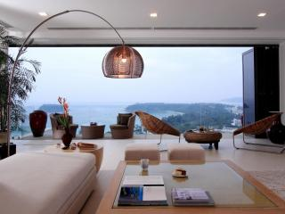 Stunning seaview penthouse, private pool (THA11) - Kata vacation rentals