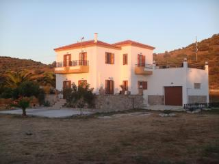 Beautiful Greek Villa - Lesbos - Eresos - Antissa - Northeast Aegean Islands vacation rentals
