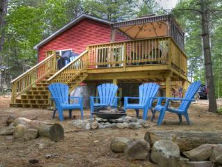 Trout Landing Cottage - on Lake Everest! - Wilmington vacation rentals