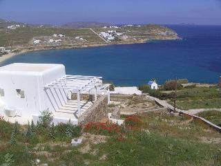 Beachfront villa. Sleeps 4-8 people. - Mykonos vacation rentals