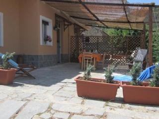 House in the countryside 5 min from the sea - Castel di Tusa vacation rentals