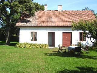 Stenkyrka, by the coast 23 km north of Visby - Gotland vacation rentals