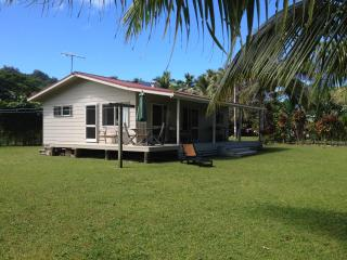 PARADISE IN RAROTONGA / COOK ISLANDS - TEMUS PLACE - Cook Islands vacation rentals