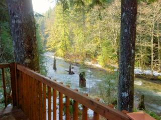 Clear Creek Cabin - Mount Hood vacation rentals