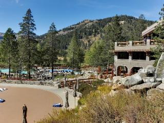 Ski-in/ski-out, year-round outdoor pool, hot tubs, more! - Olympic Valley vacation rentals