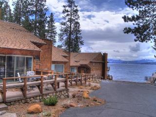 Brockway Shores Dream Lakefront Condo - Kings Beach vacation rentals