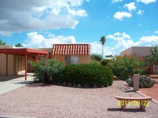 Arizona Townhome in Sunny Green Valley - age 55+ - Green Valley vacation rentals