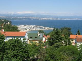 Appartment, rooms, sea, view od the sea. breakfast - Moscenicka Draga vacation rentals