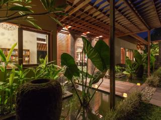 3 BR Umah Wa Ke River View Villa in Canggu - Canggu vacation rentals