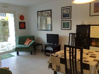 Pet-Friendly Apartment with Garden in Juan les Pins - France - Juan-les-Pins vacation rentals