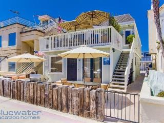 San Luis Rey I and II - South Mission Beach Vacation Rental - Pacific Beach vacation rentals