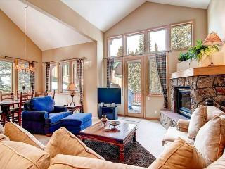 White Wolf 962 Luxury Townhome Hot Tub Breckenridge Summit Mountain Rentals - Breckenridge vacation rentals