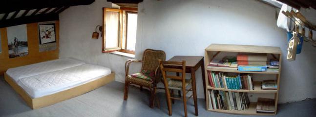 attic bedroom - Pitigliano Capisotto - Pitigliano - rentals