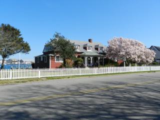 #8154 Oak Bluffs Harborfront Home W/ Deep Water Dock - Oak Bluffs vacation rentals
