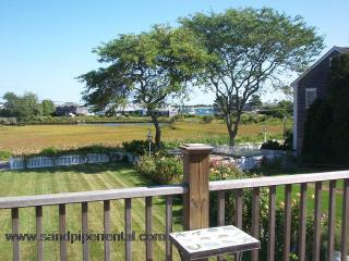 #24 Reverse level contemporary with lovely harbor views - Edgartown vacation rentals