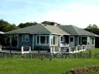 #1000 Prime waterfront Martha's Vineyard vacation rental - Image 1 - West Tisbury - rentals