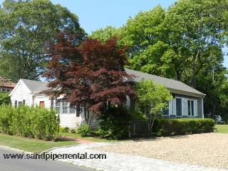 #1215 Large back Yard & Within Walking Distance To Town - Vineyard Haven vacation rentals
