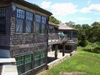 #2038 Spectacular Chilmark home overlooking Lucy Vincent - Image 1 - Chilmark - rentals