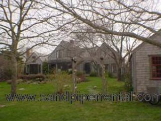 #2014 Lovely Menemsha home with water views - Image 1 - Chilmark - rentals