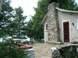 Relaxing waterfront cottage in the heart of Maine - Island Falls vacation rentals