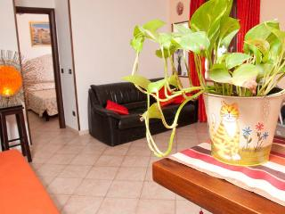 Renewed near Trastevere with balcony up to 6 pax - Infernetto vacation rentals