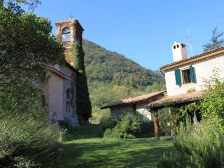 Chiesa ignano 1778 Country House in historic Borgo - Marzabotto vacation rentals
