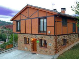 Rural cottage La Vereda de Puebla 1 h  from Madrid - Puebla de Valles vacation rentals
