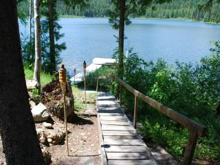 Aspen Shores Cabin on Spoon Lake near Glacier National Park - Glacier National Park Area vacation rentals
