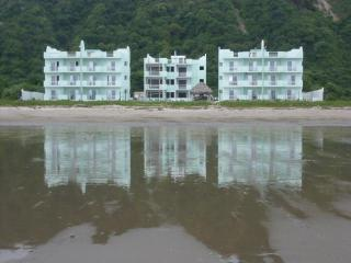 Luxury Canoa Beachfront Condo 2 Bdrm 2 Bath - Bahia de Caraquez vacation rentals