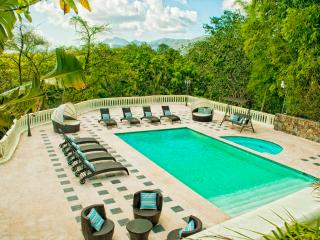 luxury  Villa w/ Pool, 2 Jacuzzis and River! - Santo Domingo vacation rentals
