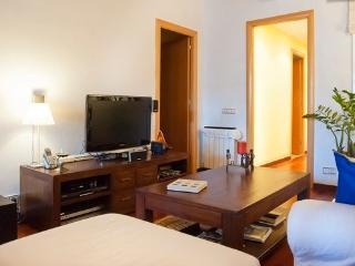 Cosy&confortable spacious central flat + WIFI - Barcelona vacation rentals