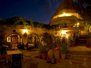 Stay in a fairy-chimney cave room in Cappadocia - Goreme. - Goreme vacation rentals