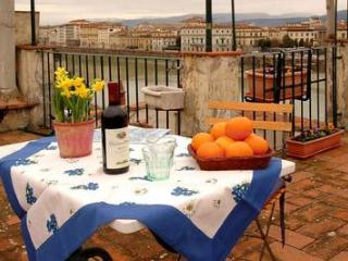 Oltrarno Roof  Terrace apartment wonderful views - Florence vacation rentals