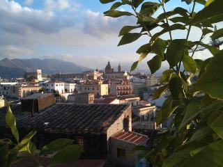 Charming rooftop apartment downtown - Terrasini vacation rentals