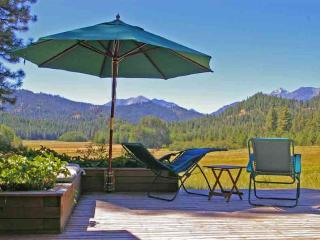 Spectacular Camas Meadows Eco-Lodge - Leavenworth vacation rentals