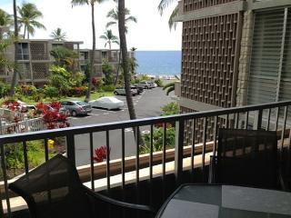 Alii Villas 223 -Ocean view from Ocean front complex - Kailua-Kona vacation rentals