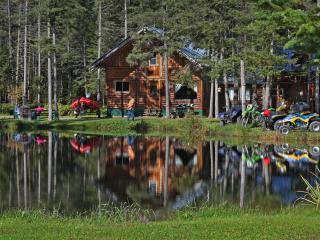 Chalet - Gîte du Rouleur des Bois - Saguenay vacation rentals