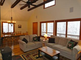 WALK TO SKI TRAIL ON OKEMO! Private Home w/ Hottub - Ludlow-Okemo Ski Area vacation rentals