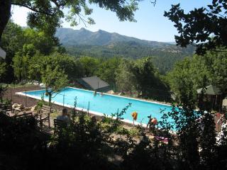 Comfortable safaritent, swimmingpool, restaurant - Prades vacation rentals