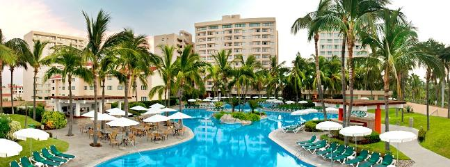 Sea Garden (Mayan Palace) condominium - Mazatlan vacation rentals